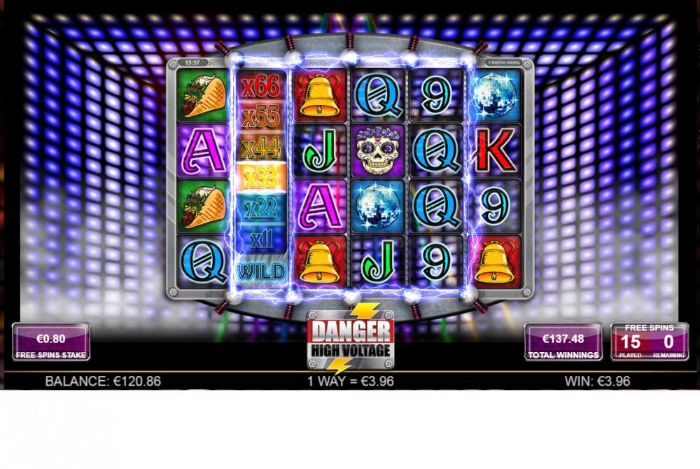 A High Voltage AU$135;000 Online Casino Win - Rizk Casino