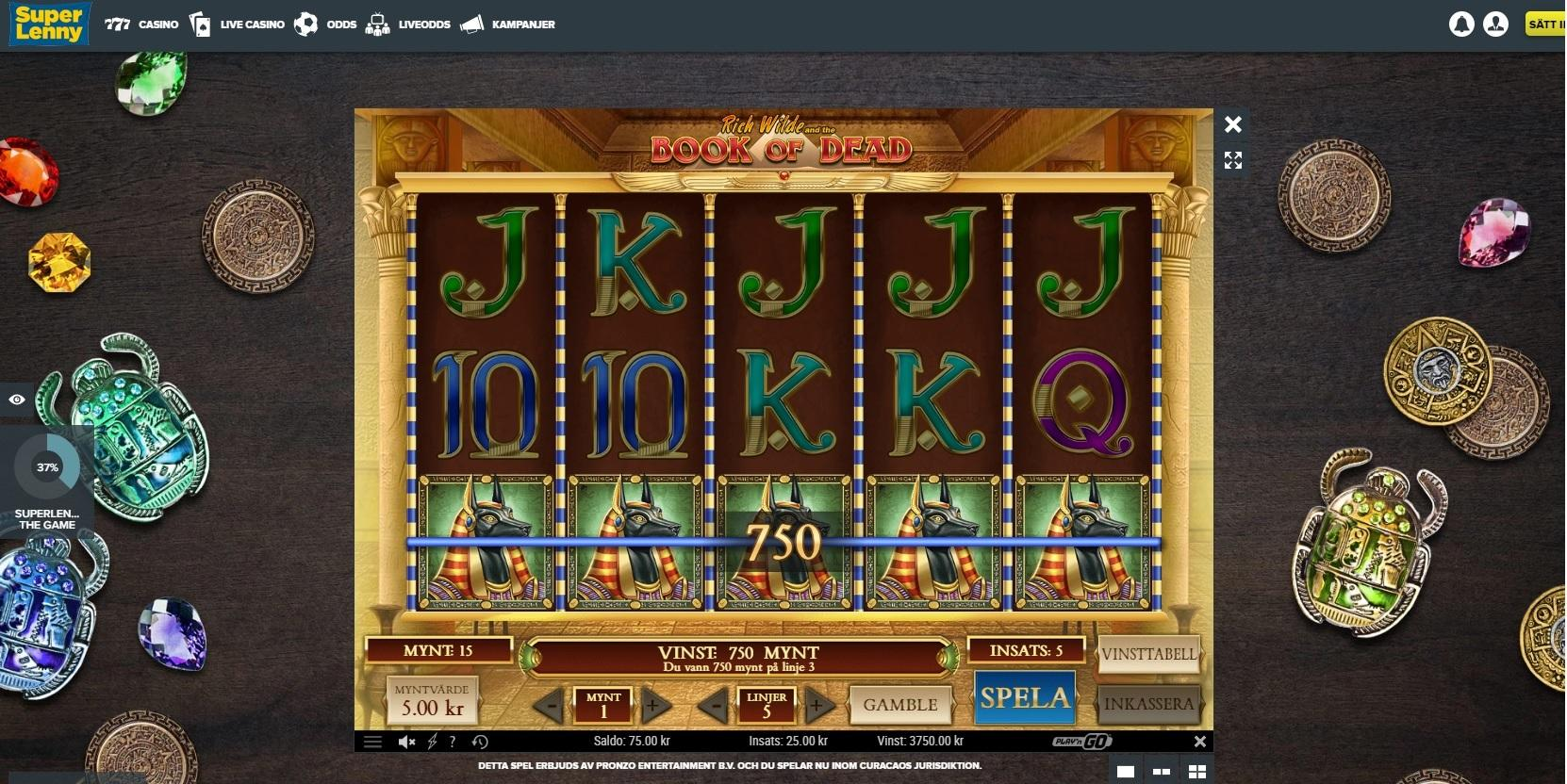 casino royale online slots