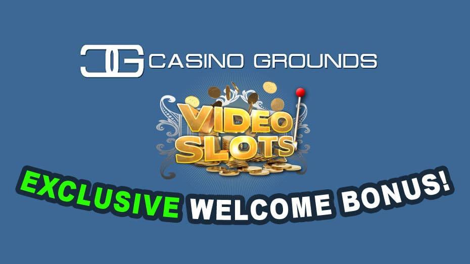 online casino welcome bonus videoslots