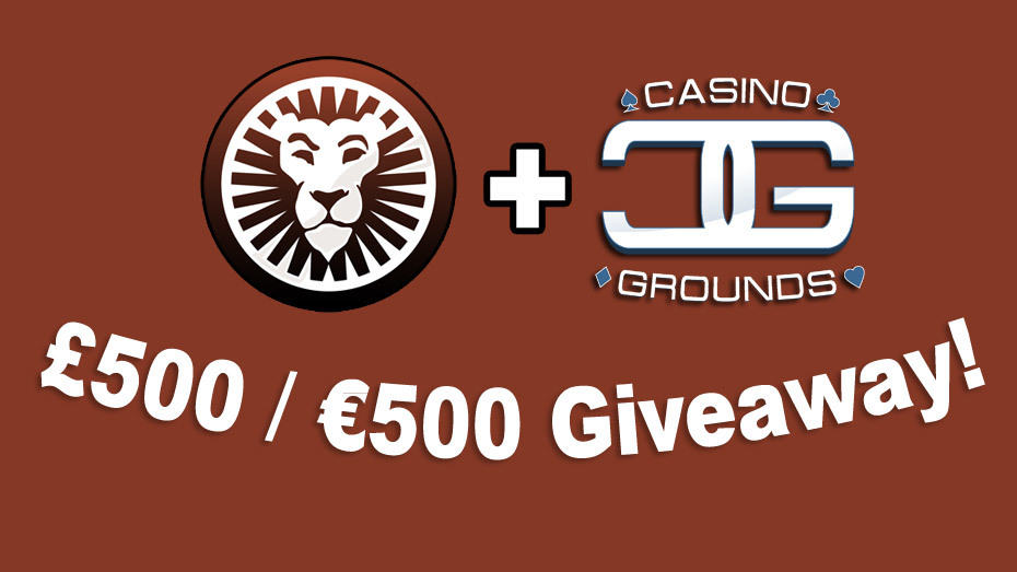 LeoVegas Competition - €500 / £500 Giveaway
