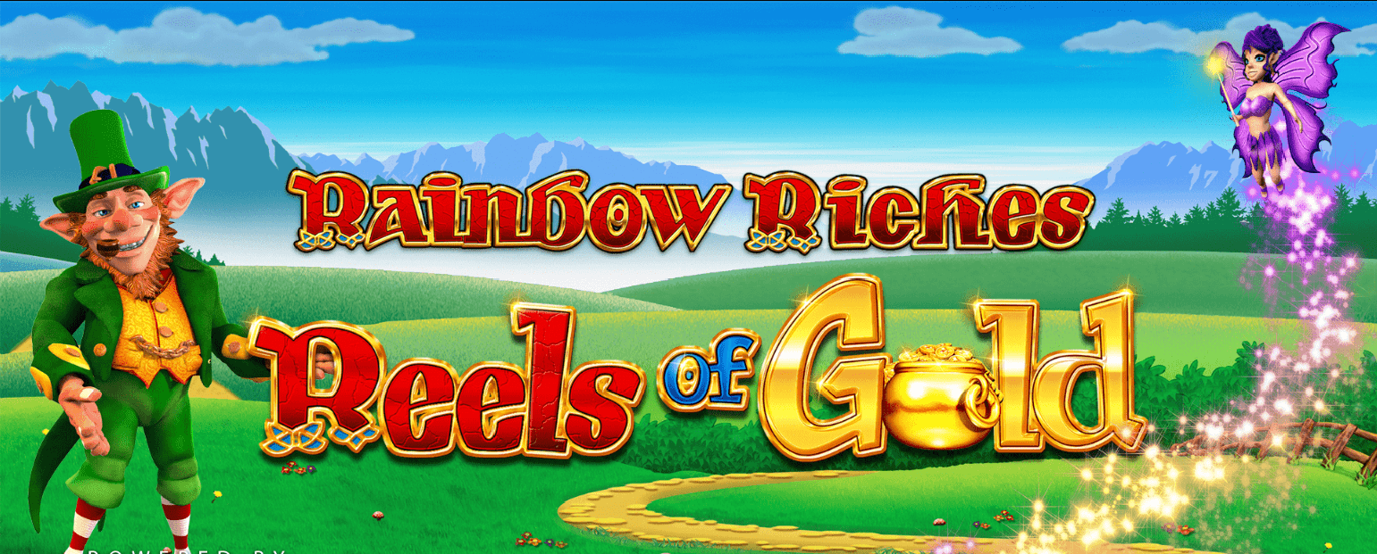 New Slot: Rainbow Riches Reels of Gold (Barcrest)