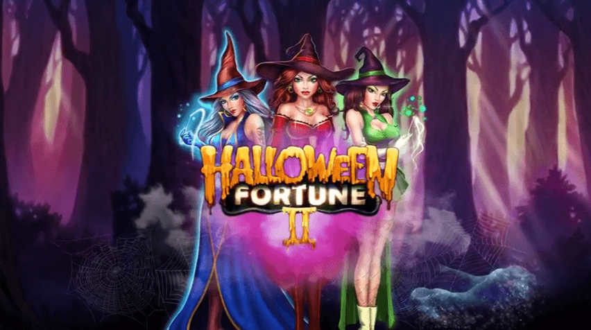 New Slot: Halloween Fortune II (Playtech)
