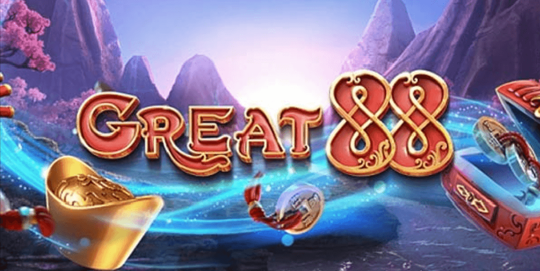 New slot: Great 88 (Betsoft)