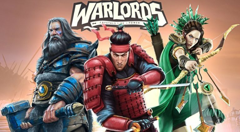 Warlords: Crystals of Power Slot