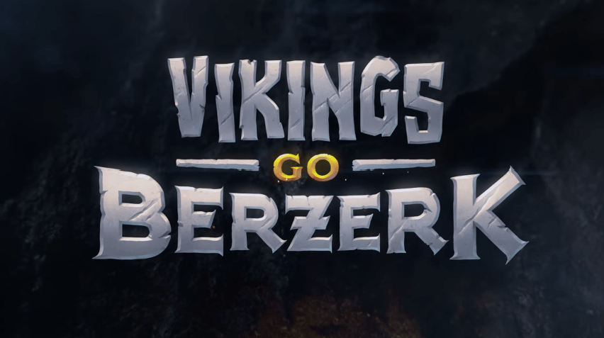 New Slot: Vikings Go Berzerk (Yggdrasil)