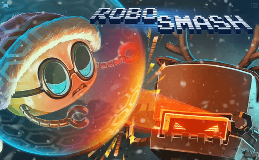 New Slot: Robo Smash Christmas Edition (iSoftBet)
