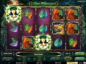 Jade Magician slot - reel magic is everywhere at Casumo