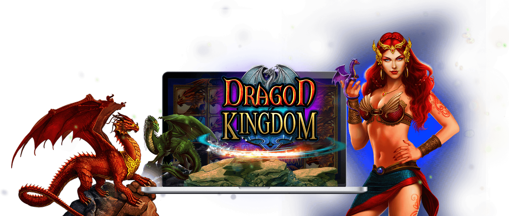 New Slot: Dragon Kingdom (Pragmatic Play)
