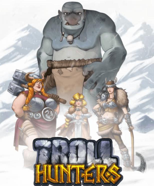 Troll Hunters (Play'n Go)