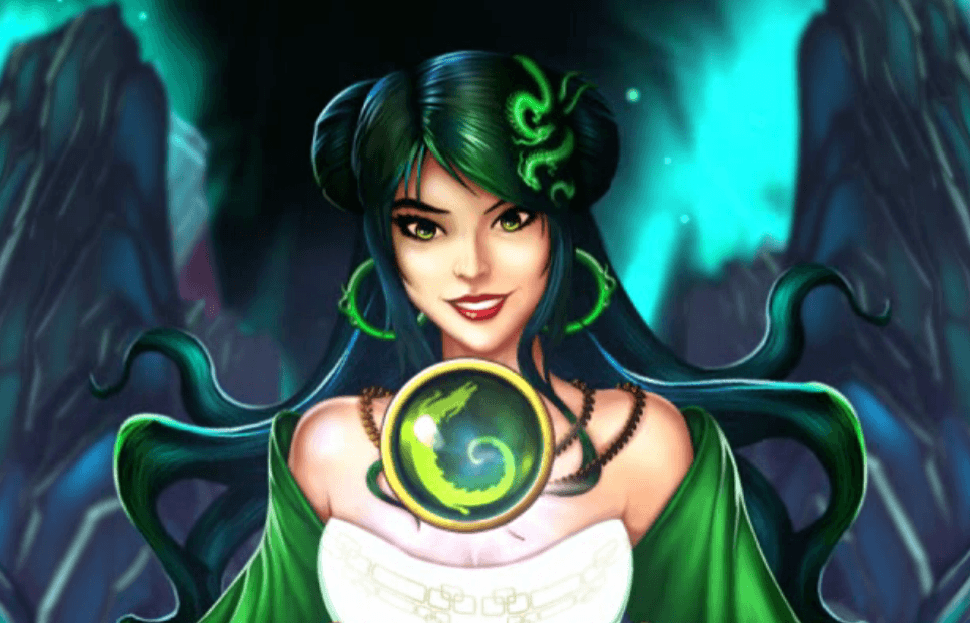 New Slot: Jade Magician (Play 'N Go)