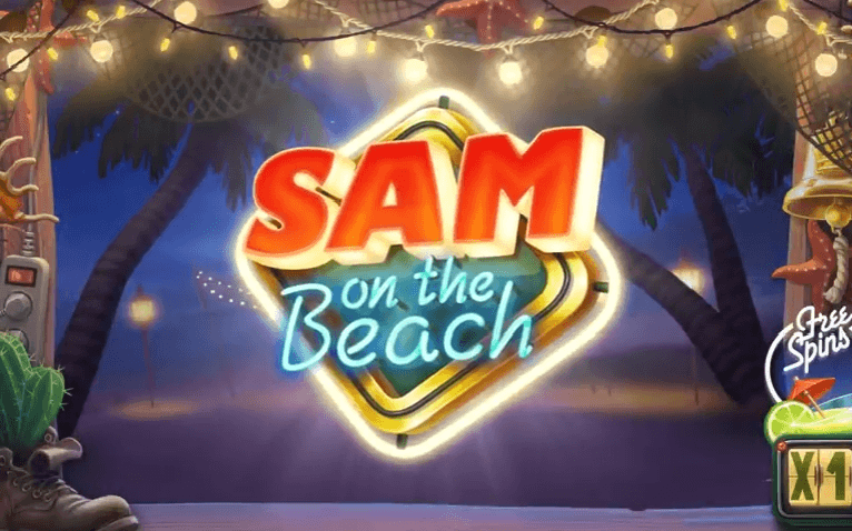 New Slot: Sam on the Beach (ELK)