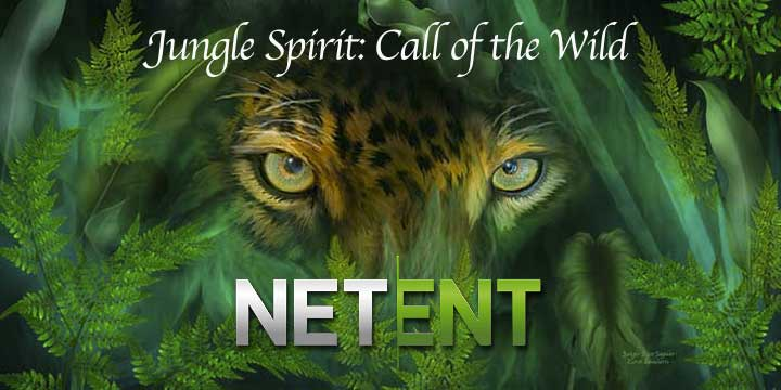 New Slot: Jungle Spirit - Call of the Wild (NetEnt)