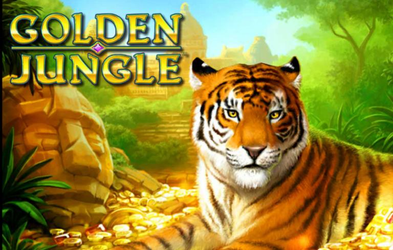 New Slot: Golden Jungle (IGT)