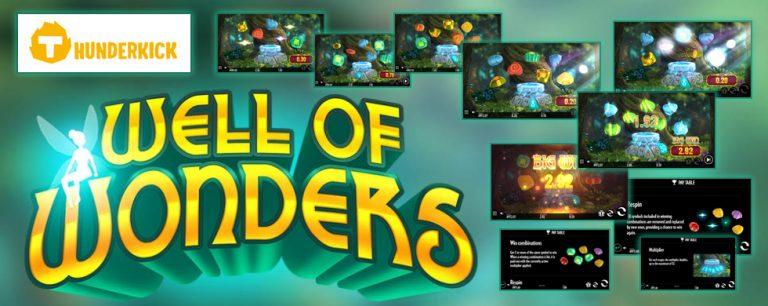 New Slot: Well of Wonders (Thunderkick)