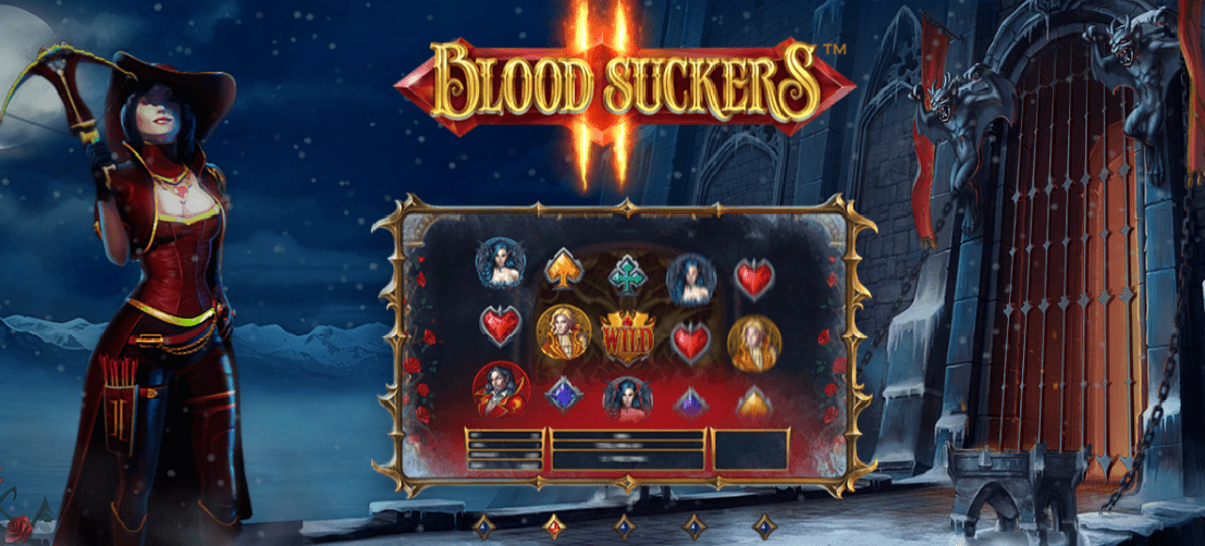 New Slot: Bloodsuckers 2 (NetEnt)
