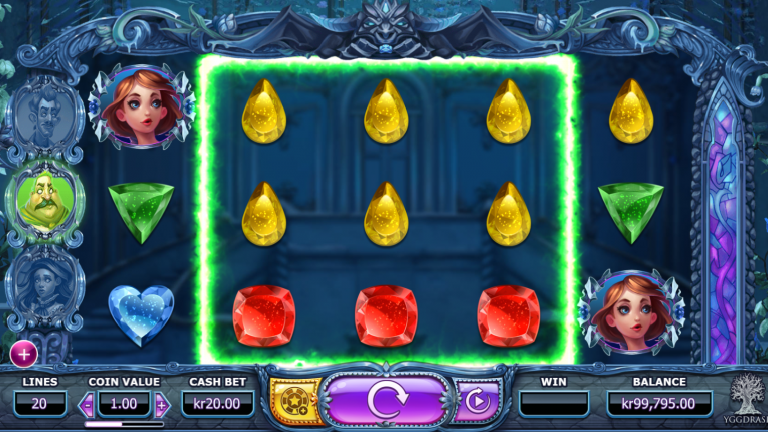 New Slot: Beauty and the Beast (Yggdrasil)