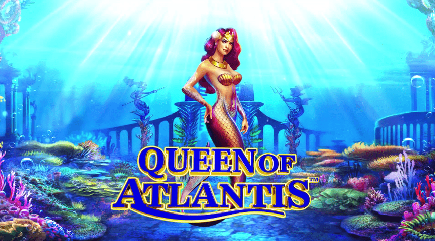 New Slot: Queen Of Atlantis (Pragmatic Play) Review