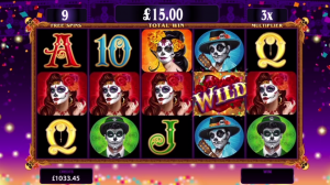 Beautiful Bones free spins