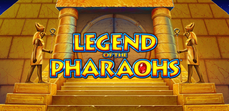 New Slot Legend of the Pharaohs (Barcrest) Review