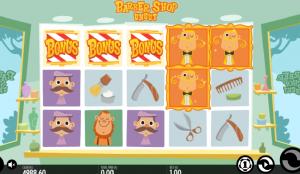 Barber Shop Uncut slot symbols
