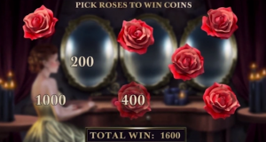 Phantom of the Opera Slot Pick and Click Feature mini game