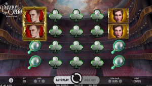 Phantom of the Opera online slot machine
