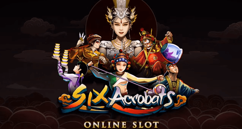 Six Acrobats Slot Machine Online ᐈ Microgaming™ Casino Slots