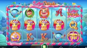 Sugar Parade video slot free to play