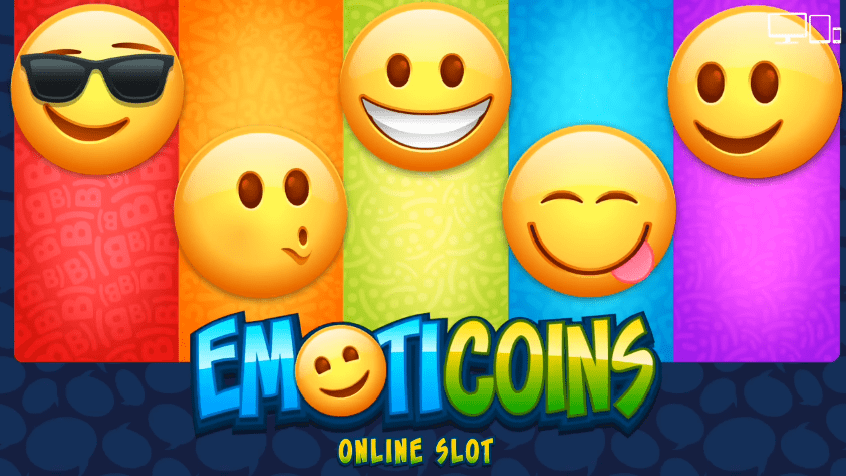 NEW SLOT: REVIEW EmotiCoins (Microgaming)