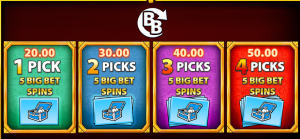 Monopoly Bring The House Down Big Bet Feature free spins