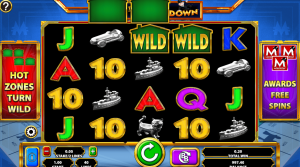 Monopoly Bring The House Down video slot game