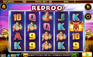 Radroo online video slot