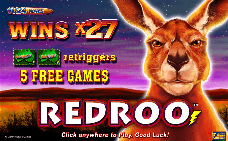 NEW SLOT: REVIEW Redroo (Lightning Box)