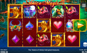 Venice Magic slot review free to play
