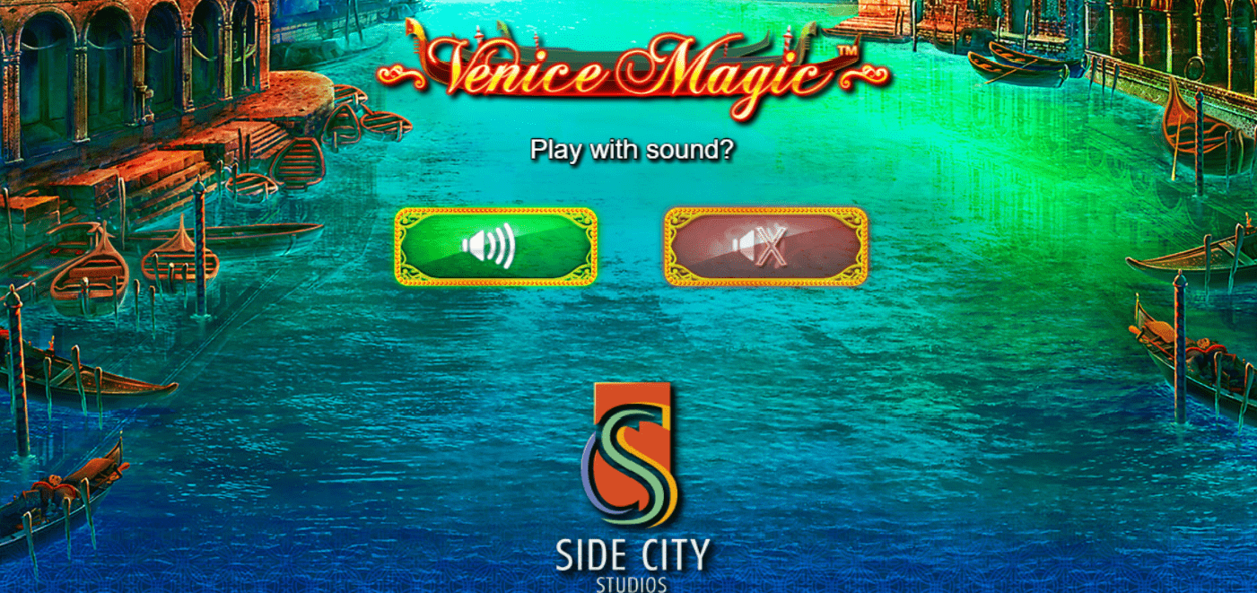 NEW SLOT: REVIEW Venice Magic (NextGen)