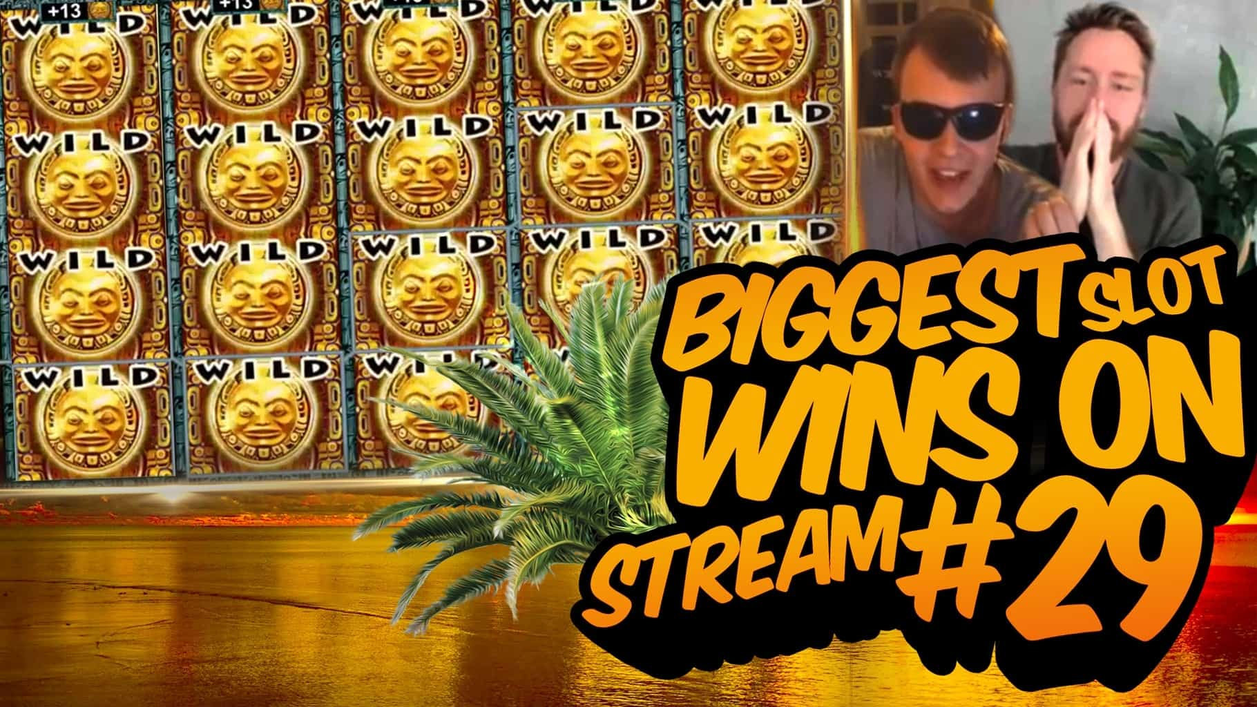 BIGGEST CASINO WINS ON STREAM – WEEK 29 / 2017