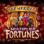 108 Heroes Multiplier Fortunes online slot play