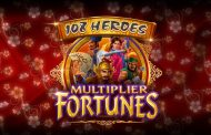 NEW SLOT: REVIEW 108 Heroes Multiplier Fortunes (Microgaming)