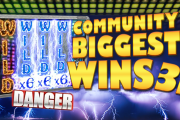 COMMUNITY BIGGEST SLOT WINS #31