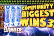 COMMUNITY BIGGEST SLOT WINS #31