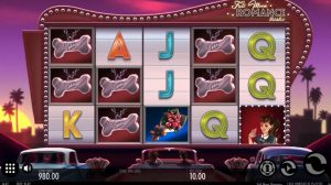 Full Moon Romance online slot machine