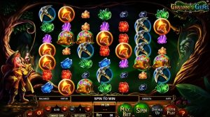 Giovanni's Gems casino slot game