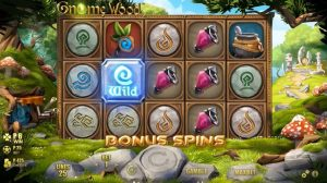 Gnome Wood online slot game