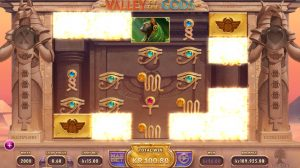 Valley of the Gods casino slot real money play