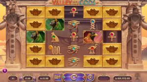 Valley of the Gods - Casumo online casino