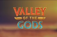 NEW SLOT: REVIEW Valley of the Gods (Yggdrasil)