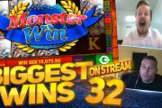 BIGGEST CASINO WINS ON STREAM – WEEK 32 / 2017