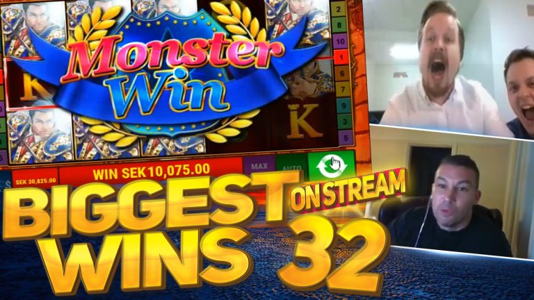 streamers biggest wins 32