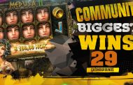 COMMUNITY BIGGEST SLOT WINS #29