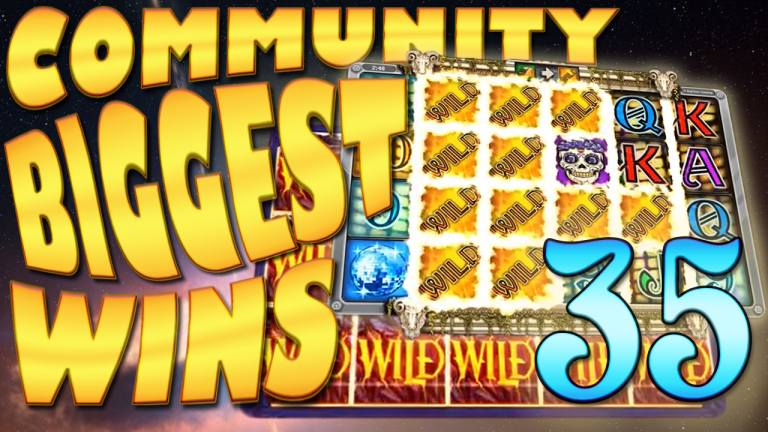 biggest slot wins from players part 35
